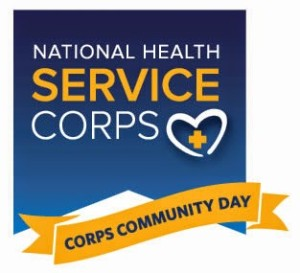 Corps Community Day logo