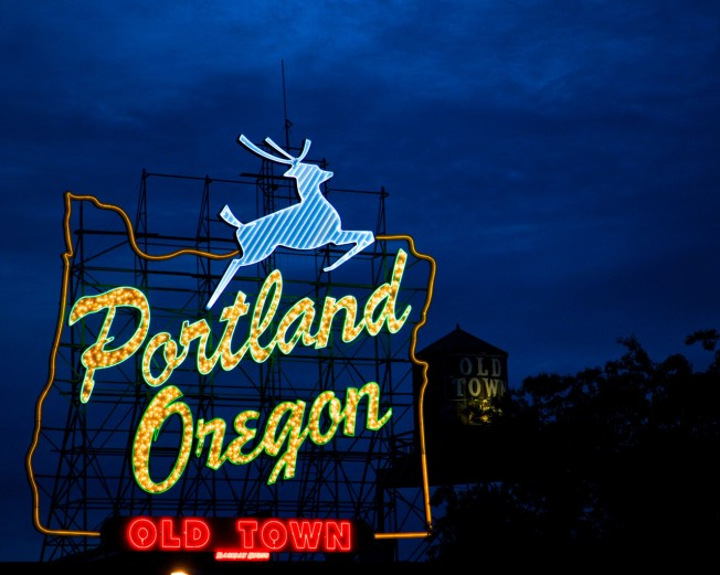 whitestag Portland Oregon
