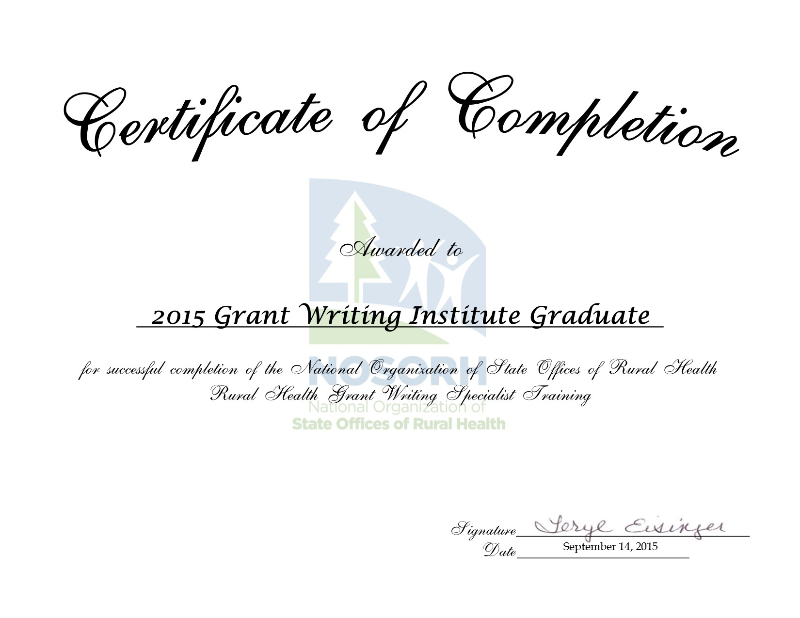 Grant writing certificate gallery editable certificate for Calligraphy certificate templates