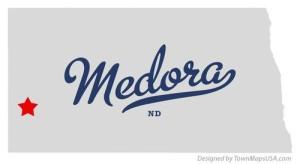 map_of_medora_nd