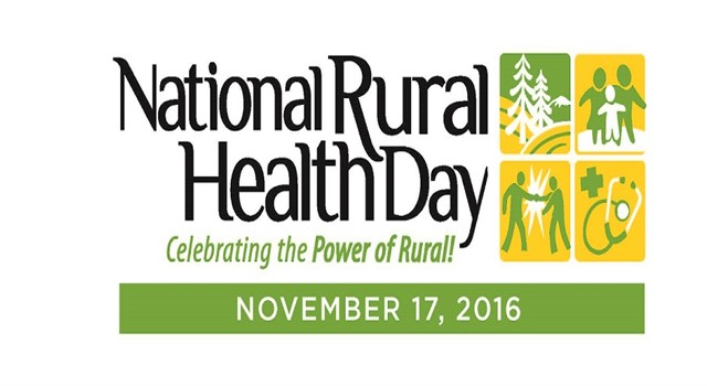 Thank you for making National Rural Health Day 2016 a success!